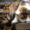 alimentos malos para gatos
